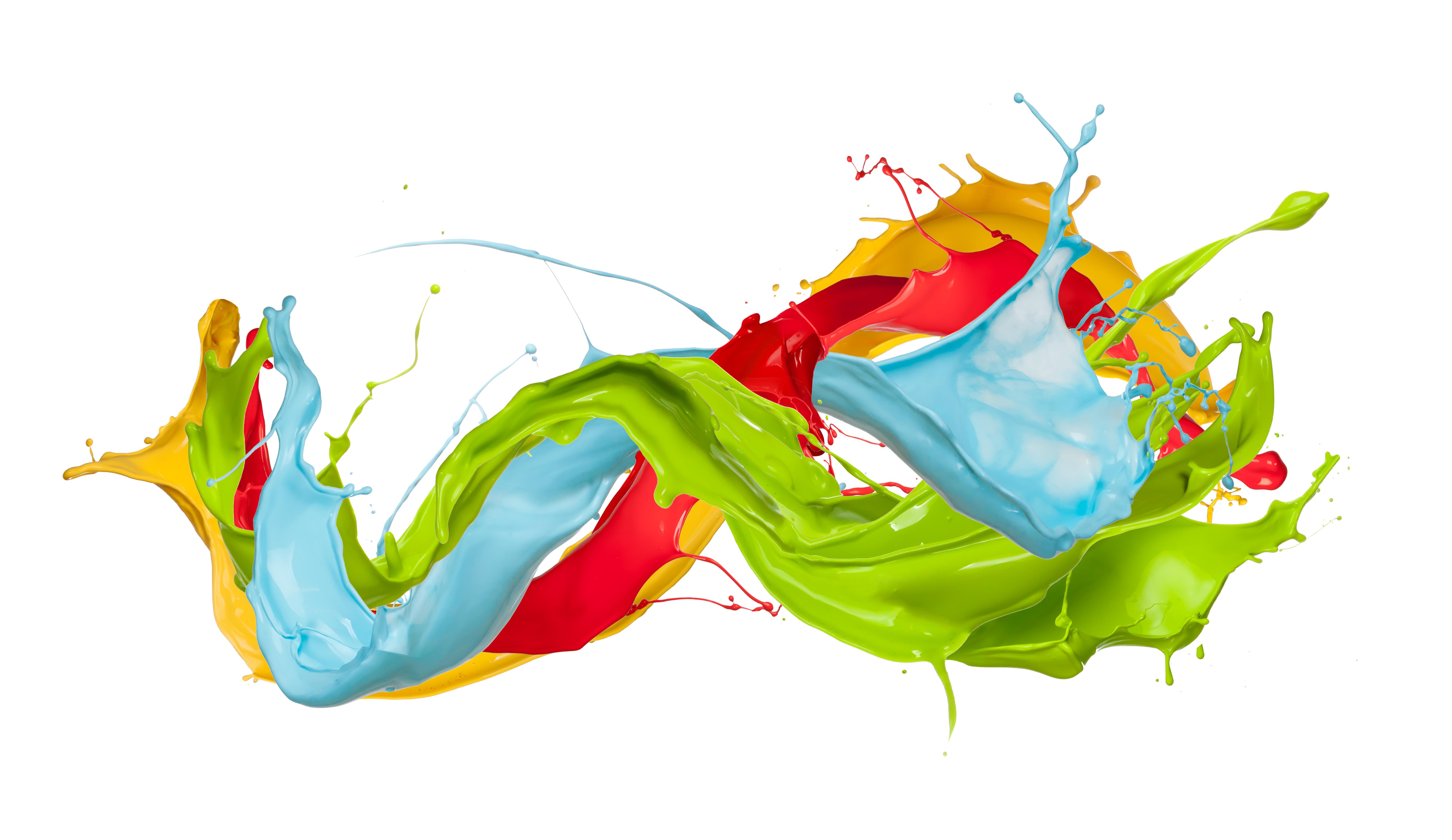 paint splash colors design dr neil a mence